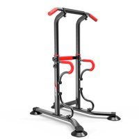 Yeni Çok Fonksiyonlu Kapalı Spor Ekipmanları Yatay Çubuk Tek / Paralel Bar Pull Up Trainer Vücut Buliding Kol Geri Egzersiz