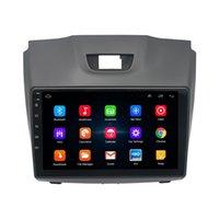 10 inch Double Din Touch Screen 1GB+16GB Car Video HIFI Stereo Auto Player for SUZUKI D-MAX 2015-2017