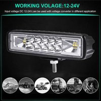 18W LED Palavra Car Light LED Light Work Projector Offroad Farol US