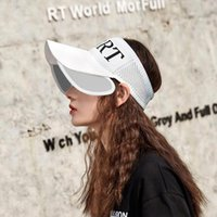 MISSKY Summer Women Visor Cap Sports Sunscreen UV Protection...