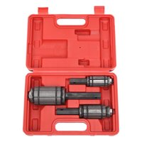Winsun Handwerkzeuge 3pc Tail Pipe Expander-Werkzeug-Set Grau Schwarz