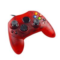 حار السلكية xbox تحكم gamepad دقيق الإبهام عصا التحكم gamepad ل xbox host and x-box تحكم متعدد الألوان dhl مجانا