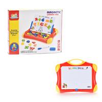 Yazma numarası çocuk çizim tahtası tablet hediye oyuncaklar çocuk eğitici kurulu seti alfabe yaratıcı manyetik renkli çocuk boyama mooa