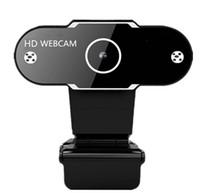 Câmera com foco automático Webcam Full HD 1080p 720p 480P Computador Web com microfone para PC Online Learning transmissão ao vivo WebCamera