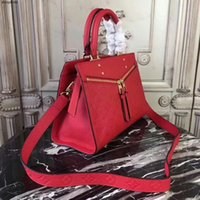 Сжатые Pm M54193 Yangzizhi7 Сюлли Мода Женщины Красный сумки на ремне сумки Хобо сумки Для Aqwh