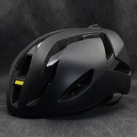 2020 neue Art aero Rennrad Helm Männer oder Frauen Helm Fahrrad Radfahren ultraleichte Helme Cascos schwarz Größe M 54-60cm