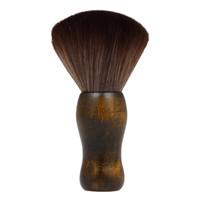 Professionelle weiches Ansatz Gesicht Duster Bürsten Friseur Haar sauber Hairbrush Salon Cutting Friseur Styling-Verfassungs-Werkzeug