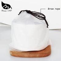 NS rêve de serviette visage pur coton à usage unique modèle Épaississement perle visage serviette Dissolvant Mme par rouleau de 50pcs