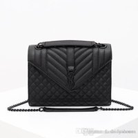 Cheap Wholesale Nouveau produit en cuir véritable Lady Messenger Sac mode Sac à bandoulière sac à main presbytie Cell Phone Wallet