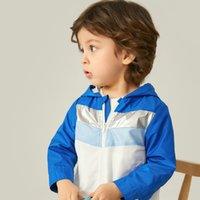 Enfants GILRS Étudiants Vestes à manches courtes 2020 Nouvelle Arrivée Matière confortable Machouable