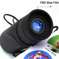 Designer-30x25 HD Optical Monocular Baixa Night Vision Waterproof Mini portátil Foco Telescópio Zoomable 10X Alcance para o curso Hunting