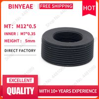 Lente Binyeae Mount Holder M7 para M12 Adaptador Adaptador, anel de conversor