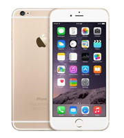 Original da Apple iPhone 6 Plus No Touch ID 5,5 polegadas IOS 13 16GB / 64GB / 128GB Desbloqueado Refurbished Telemóveis