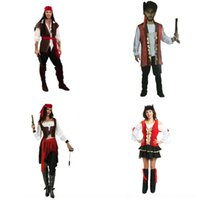zgmxQ 2Yfig Halloween performance clothing pirate clothing m...
