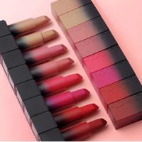 Hot Huda Lip Gloss opaco rossetto Lip Gloss 12 colori Trucco Trucco Lustro Retro Rossetti Rossetti Frost Sexy Set di rossetti opachi Set