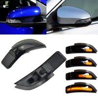 LED dynamique CLIGNOTANTS lumière séquentielle Clignotants Pour Toyota Corolla Prius Camry Vios CHR Yaris Venza Avalon Altis Scion iM