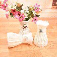 زجاجات ديكور نيس الروطان إناء سلة زهرة متر الأوركيد حديقة الاصطناعية المزهريات الزهور وهمية الزهور المزهرة
