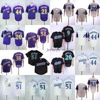 Arizona 51 Randy Johnson 20 Luis González 44 Paul Goldschmidt 38 Curt Schilling 9 Matt Williams Tamaño de béisbol M-3XL 01