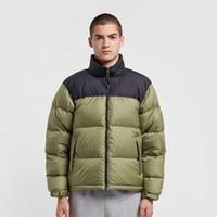2020 mens nuovo inverno piumino tendenza di moda giacca di cotone imbottito paio di giacca da uomo di spessore caldi e donne brevi