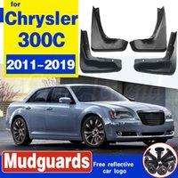 Mudflap para Chrysler 300C 300 C 2011 ~ 2019 Fender Mud proteção contra respingos Flaps-lamas Acessórios 2012 2013 2014 2015 2016 2017 2018