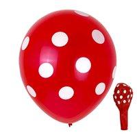 12 Inch Wedding Polka Dot Balloons Decoration Birthday Polka Dot Balloons Decoration Party Polka