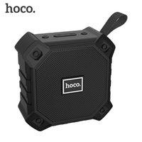 휴대용 스피커 HOCO 옥외 무선 블루투스 스피커 스포츠 5.0 TF 오디오 플레이어 음악으로 11 MP4