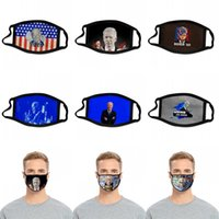 Cumhurbaşkanı Adayı Joe Biden Karşıtı Toz Yüz Maskeleri Moda mascarilla Yeniden kullanılabilir Custom Nefes Mascherine Yıkanabilir Lady Kid 2 2bga C2