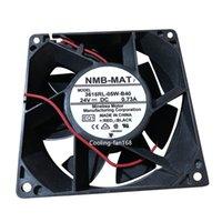 Für NMB 3615RL-05W-B40 DC 24V 0.73A 92 * 92 * 38mm 2-Drähte Inverter Lüfter
