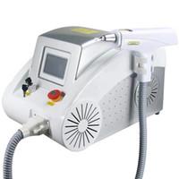 Горячая продажа Q Switched удаление волос ND YAG лазер 1064 532nm 1320nm лазерное удаление татуировки машины Лазерная брови стиральная машина