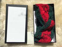 Diseñador del cordón del turbante vendas elásticos de vendas del pelo de las señoras de las mujeres de lujo de la buena calidad regalos Accesorios headwraps pelo Navidad