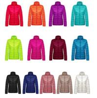 2019 새로운 여성 봄 파카 재킷 코트 북쪽 따뜻한 울트라 라이트 오리 아래로 패딩 자켓 여성 오버 코트 슬림 솔리드 코트 Womens Parkas