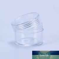 15ML plastique cosmétique pot récipient avec couvercle Screwed 15Gram Mini vide Pot pour fard à paupières en poudre ongles perles bijoux crème Bouteille de cire