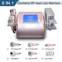 riduzione del grasso corporeo cavitazione faccia radiofrequenza macchina ascensore ultrasuoni professionale lipo dimagrante laser vuoto certificazione massa CE