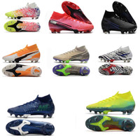 سعر الجملة مع أفضل جودة 2020 mercurial superfly كرة القدم الأحذية كرة القدم أحذية رجالي كرة القدم الأحذية fg أحذية كرة القدم المرابط