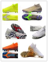 2020 الأزياء ميسي nemezzi 19 + FG النشاط التمهيد كرة القدم للشباب الرجال أحمر الكروم والأحذية للماء أحذية كرة القدم أرضية صلبة أعلى ارتفاع