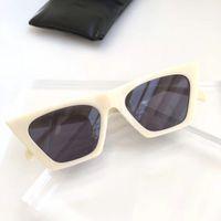 En Kaliteli Kadınlar Için 41468 Erkek Güneş Gözlüğü Erkekler Güneş Gözlükleri Moda Stil Koruyucular Kılıfı Ile UV400 Lens