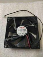 Auténtico nuevo TD9025LS DC 12V 0.16A mute hidráulico ventilador de refrigeración 90 * 90 * 25MM 2pin