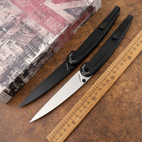 Extreme ratio BF3 N690 blade aluminum handle tactical outdoo...