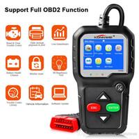 OBD2 OBD dell'attrezzo diagnostico diagnostico auto-Tool KONNWEI KW680 Leggi difetto liberi Codici di errore russo OBD2 dispositivo d'esplorazione automobilistico