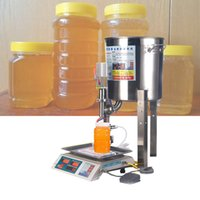 2020 New stainless steel Commercial Digital Control Viscous Liquid Filler Machine honey Quantitative Filling Machine