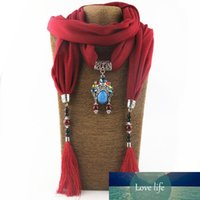 Vintage lungo nappa a infinito in lega di fiore pendente con pendente per gioielli collana per donna per le donne prezzo di fabbrica prezzo di progettazione di design di qualità più recente stato originale
