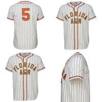 Famu Florida am Rattlers y Lady Rattlers Custom Hombres Mujeres Jóvenes Jerseys de Béisbol Cualquier nombre y número Double Steins