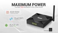 TX6S Smart TV Box Android 10.0 Allwinner H616 2g 8g 4GB 32GB 64GB Quad Core 6K Dual Wifi T