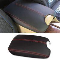 Pour Honda Accord 8 2009-2012 Auto Car Care Centre Accoudoirs Cover Box Protecteur en cuir PU Mat Coussin intérieur Accessoires Pad