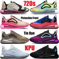 örgü Batik menekşe Aurora patlama atom yeşil yanardöner koşu ayakkabıları Yeni varış 720S Fıstık Frost erkek gerçek erkekler kadınlar Sneakers olmak