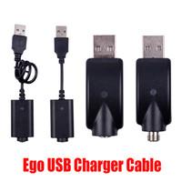 새로운 자아의 USB 충전기 CE4 전자 담배 E CIG 무선 충전기 케이블 (510) 자아 T 자아 EVOD 비전 스피너 2 3 미니 배터리 트위스트