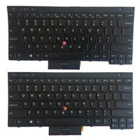Teclado de reemplazo para computadora portátil Teclado de EE. UU. Para THINKPAD L430 W530 T430I T530 T430 T430S x230i x230 l530 negro con marco