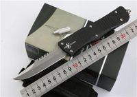 Yüksek kaliteli 5 Stil Microtech Combat troodon OTO Bıçak Hellhound Tanto Blade Alüminyum Kolları