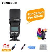 YONGNUO YN685 N / C GN60 2.4G HSS SpeedliteL flash Speedlight pour reflex numérique Caméra YN622N YN560-TX RF603 II