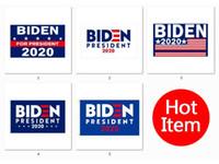 جو بايدن 2020 العلم رسالة دعم معارضة جو بايدن رئيس الولايات المتحدة الأمريكية 90 * 150cm وأعلام لافتة كبيرة معلقة ترامب